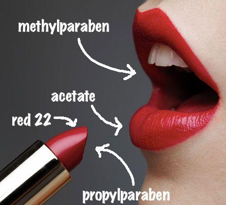 non toxic lipsticks